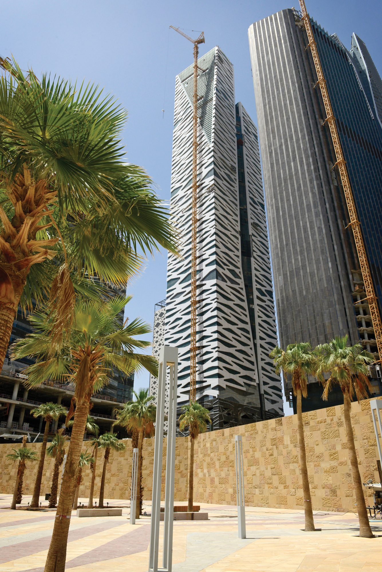 KAFD World Trade Centre, Saudi Arabia - BFG Architecture