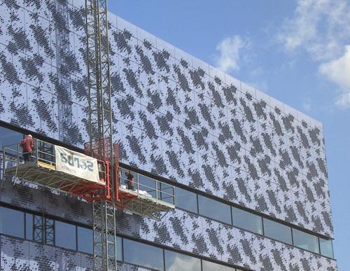 University Of Amsterdam, Netherlands - BFG Architecture